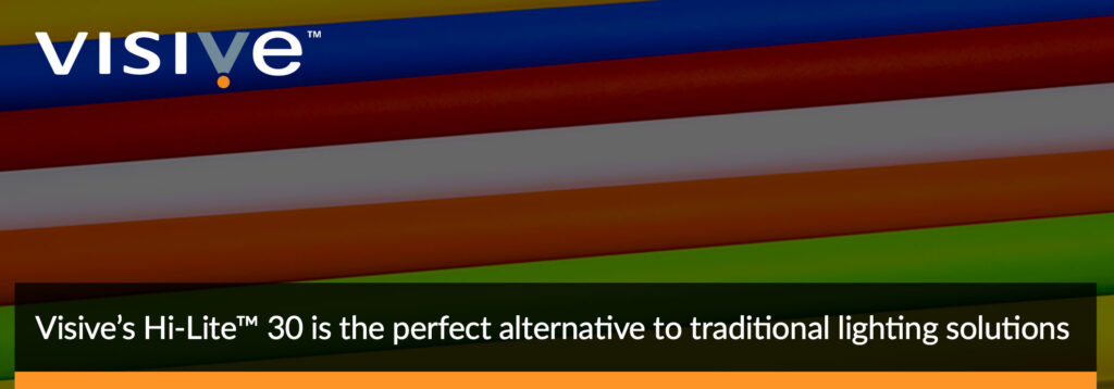 5 benefits of Hi-Lite™ 30 LED contour tube