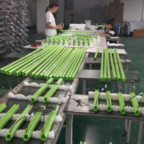 Visive adds manufacturing of LED tube lighting in China to serve APAC region