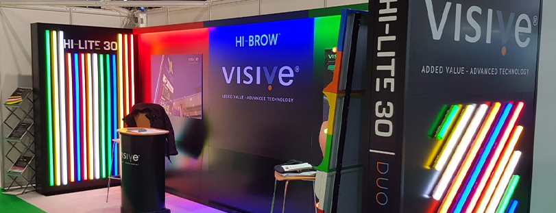 Visive Reports Export Sales growth