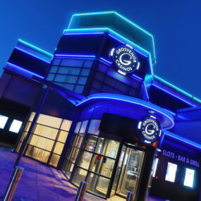 Once again Hi-Lite™ is the product of choice for premier Grosvenor Casino