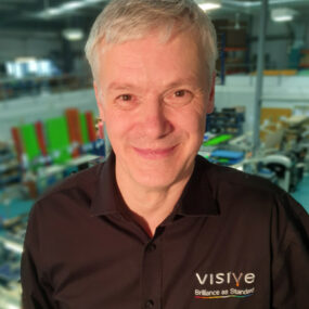 Visive appoints Managing Director for global growth
