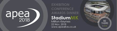 Visive are delighted to Sponsor the APEA Innovation Award