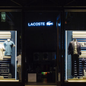 Visive Completes Hi-Lite™ Installation for Lacoste