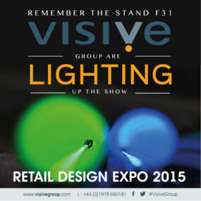 Visive gears up to showcase Hi-Lite™ at the Retail Design Expo 2015